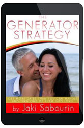 •Generator Strategy – Jaki's very own secret strategy to getting more dates than you can handle! Just steal this template, plug in your own information and get ready for a very busy dating season!