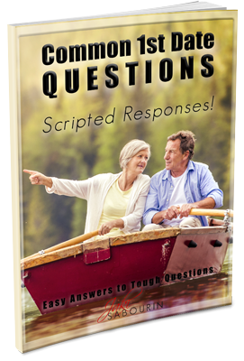 •Scripted 1st Date Conversations -  There is nothing worse than awkward silences on a first date. And now you don't have to worry about them. This script is filled with responses to the toughest first-date questions so you can keep the ease and flow (and chemistry) going strong!