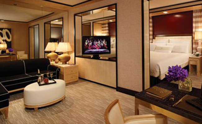 Suite The Encore at the Wynn in Las Vegas
