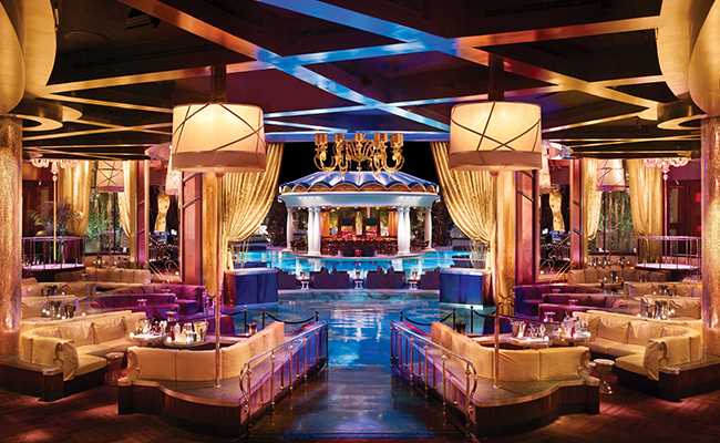 The Encore at the Wynn in Las Vegas