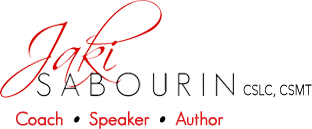 Jaki Sabourin - CSLC, CSMT - Coach, Speaker, Author