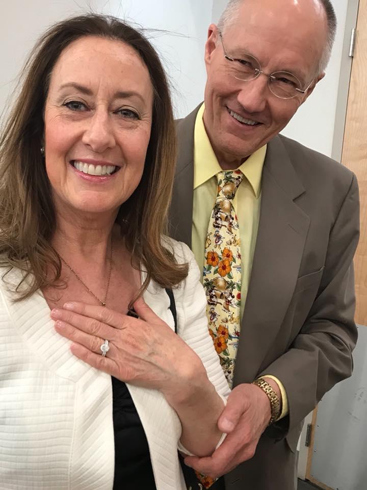 Vicki & Ed