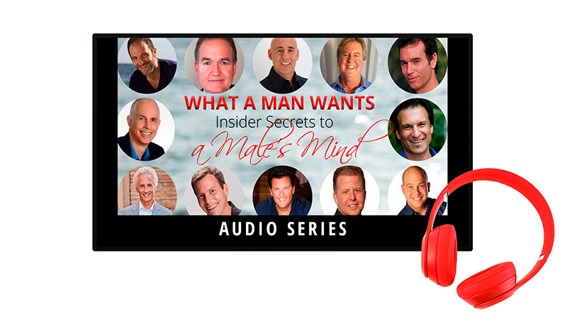 What a Man Wants Audio Series