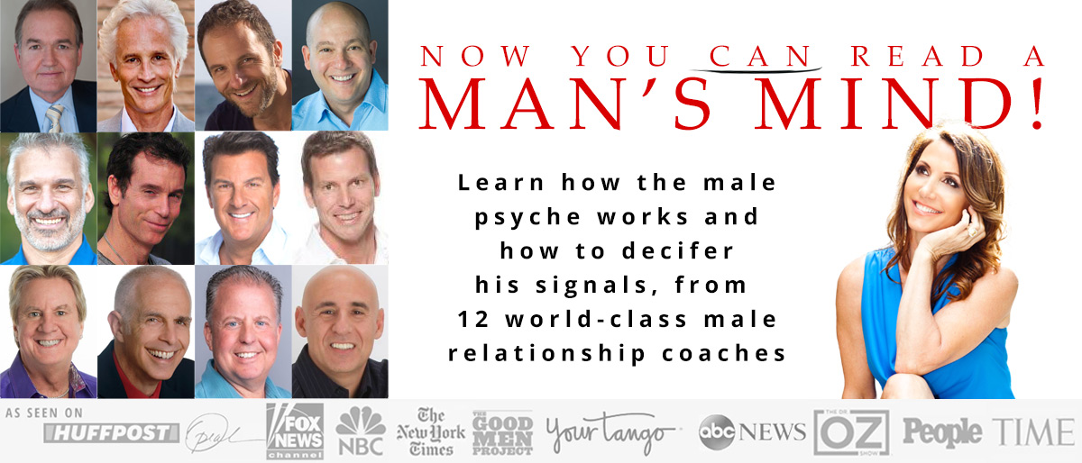 WHAT IF YOU COULD READ A MAN'S MIND? by Jaki Sabourin and Engaged At Any Age