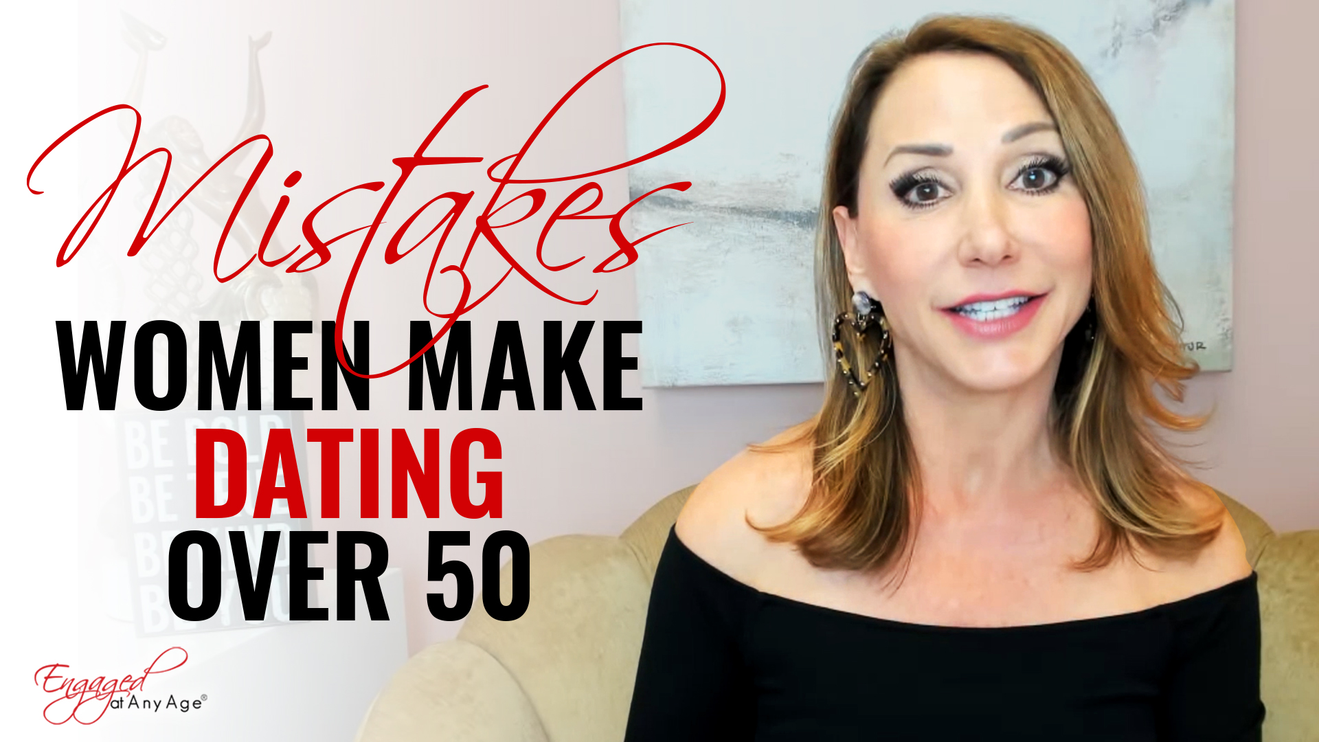 Dating at 50 for women